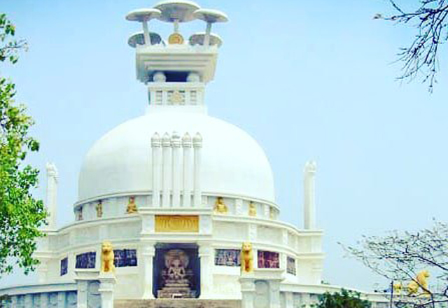 History of Dhauli